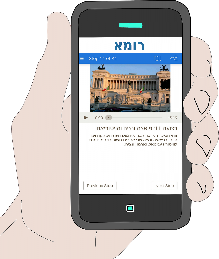 smartphone stop 11 rome