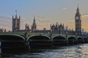 london-bridge and big bang panorama