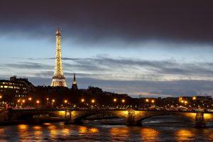 סיור קולי בפריז