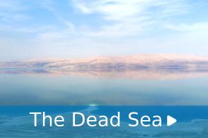 The dead sea audio guide tour-man