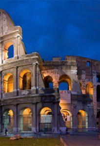 סיור קולי ברומא
