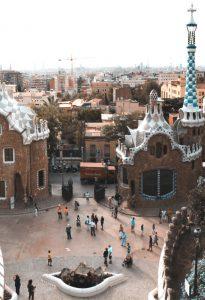 סיור קולי בברצלונה